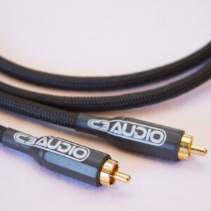 Interconnects- C3 Audio (Headphone Cables & Audio Cables)