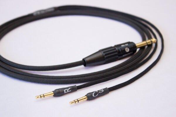 C3 Audio Headphone Cables - High End Audio Gear