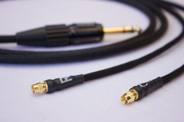 C3 Audio Headphone Cable- Silver-Plated Oxygen-Free Copper Headphone Cable